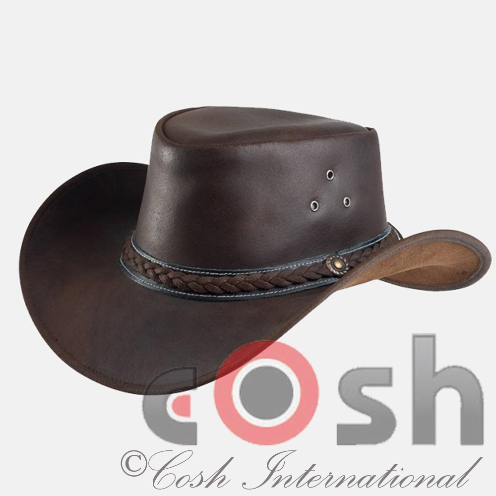 Leather Hats Supplier