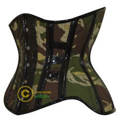 Underbust Camouflage Corsets