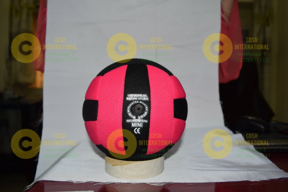 Hot Pink Dodgeballs-Supplier