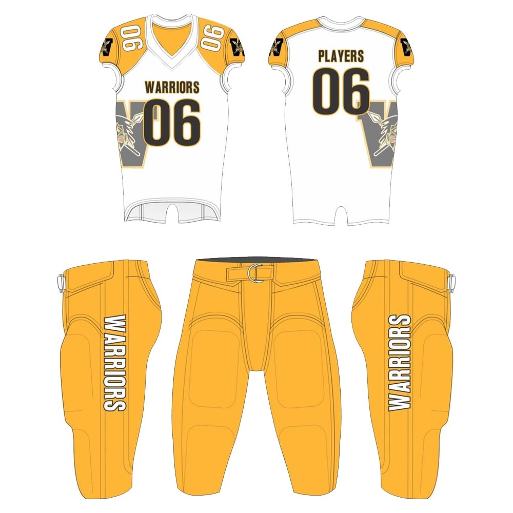Football Players Uniform For Men