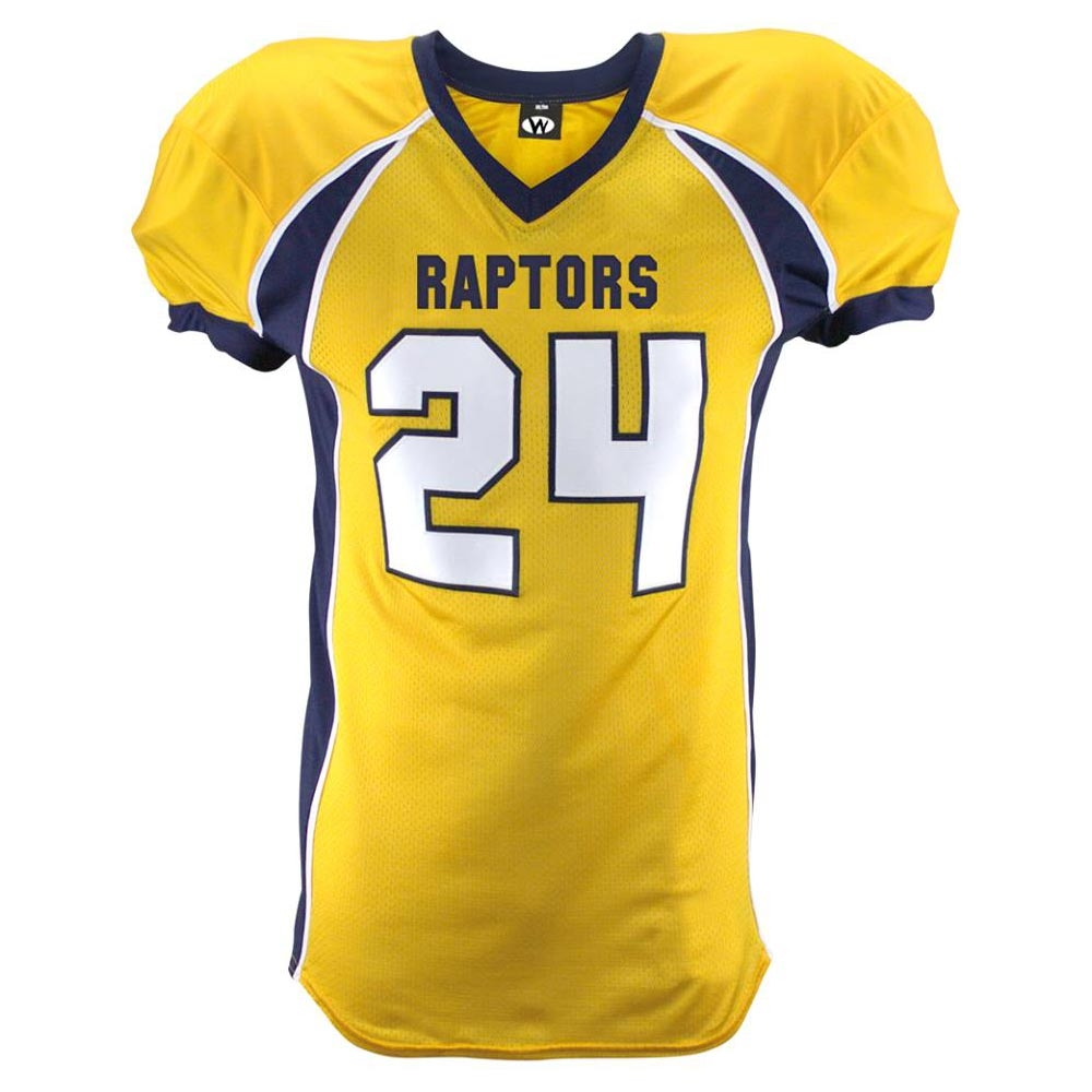 Customized American Football Uniform T-shirt
